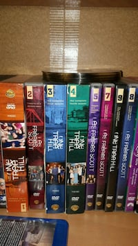 one tree hill entire series Longueuil, J4J 3A8