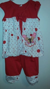 New girl's outfits size 5 years Brampton