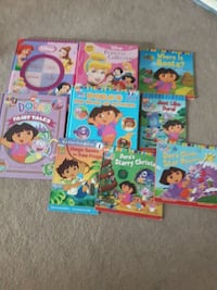 Princess and Dora books Hamilton, L8J 3R7