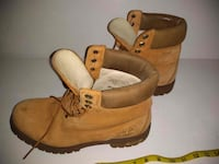 Timberland Expedition Waterproof Work Snow Boots Size 10 M Like New Alexandria