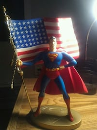 Superman Cover to Cover #24 Statue by DC Direct Haledon, 07508