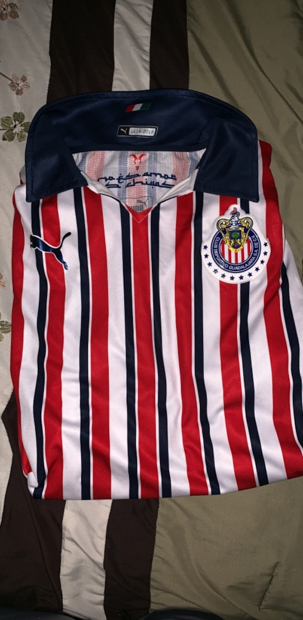 low priced 792f6 f423a Limited Edition Chivas Jersey