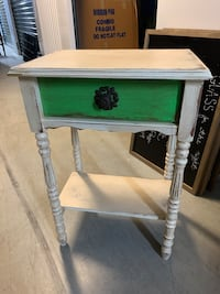 French Antique Shabby Chic End Table Arlington, 22202