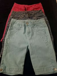 Girls 14 slim denim shorts Vail, 85641