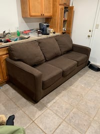Couch / pullout bed