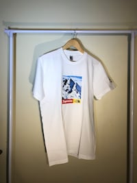 L and XL tee St Catharines, L2T