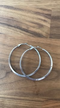 Hoop earrings  Calgary, T2K 4X6
