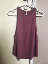 brown scoop-neck sleeveless tent mini dress Edmonton, T5H 2X2