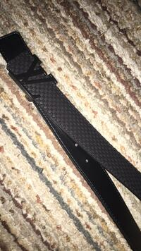 black and brown leather belt Fresno, 93727