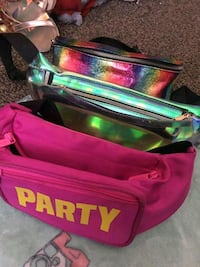 Girls Fanny Packs