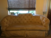 Tall Person's couch! Tacoma, 98402
