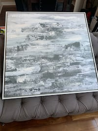 Abstract Painting on Canvas Toronto, M8Y 0A1