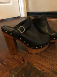 Jeffrey Campbell Woodies platforms  Washington, 20011