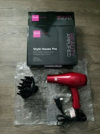Brand NEW Style House Pro Hair Dryer Virginia Beach, 23452