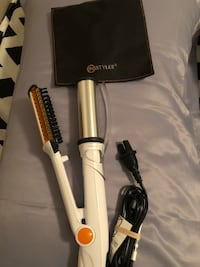 Instyler hair curler and straightener new out of box Fairfax, 22031