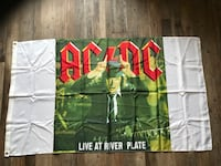 ACDC Flag 3' X 5' New! Never been used $20 Whitby, L1N 7Y5