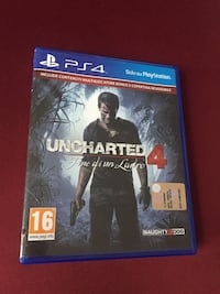 gioco PS4 Uncharted 4