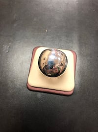 Dome hallowed ring