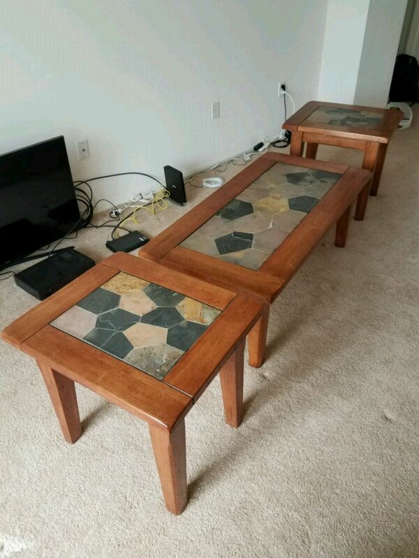 Couch table set