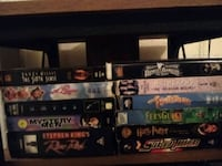 VHS tapes dollar each New Orleans