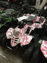 ATV / Quads For Her ! All colors !