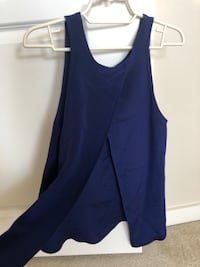 Aritzia Wilfred Silk Top Vancouver, V5X
