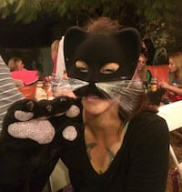 Cat Costume (Paws,Mask & Tail) Burbank, 91505