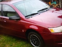 Saturn - Ion - 2003 Suitland-Silver Hill