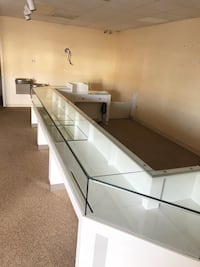 Custom built retail display / jewelry cabinets. All cabinets brand new, built for business that never opened. $2,500 OBO. Must be removed by buyer by 2/10/19   Tampa, 33618