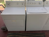 White washer and dryer set Palmdale, 93550
