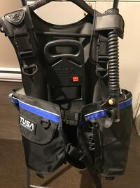 Tusa  Liberator BCD in excellent condition Coquitlam, V3B 6L2