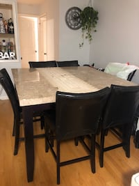 Dining table set negotiable