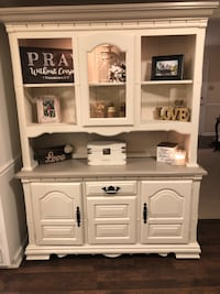 white wooden cabinet with shelf Bowie, 20715