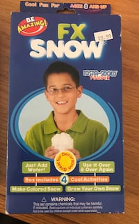 Great Gift for kids - Make Play Snow. North Las Vegas, 89031