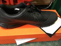 Nike golf shoe. 2018 model. Size 12. Never worn. Details at $75 Mount Airy, 21771