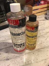System 3 - Two Part MirrorCoat Epoxy Anaheim, 92805