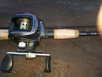 Bait cast rod and real  Brantford, N3R 2L2