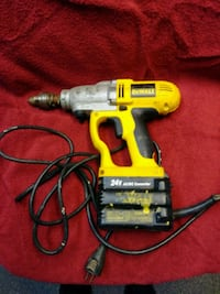 "DeWALT DW006 24V 1/2""  Hammer Drill   Washington"