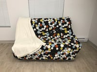 Thick padded cover for IKEA sofa bed. Almost new Montréal, H2L