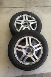 Ford Focus wheels with dean 195/60R15