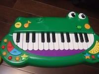Funny Frog Musical Piano,3353 Mississauga