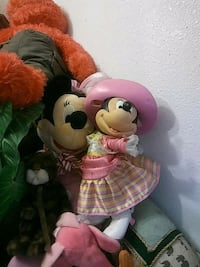 Mickey Mouse plush toy and doll Oroville, 95966