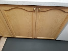 Kitchen cabinet doors only