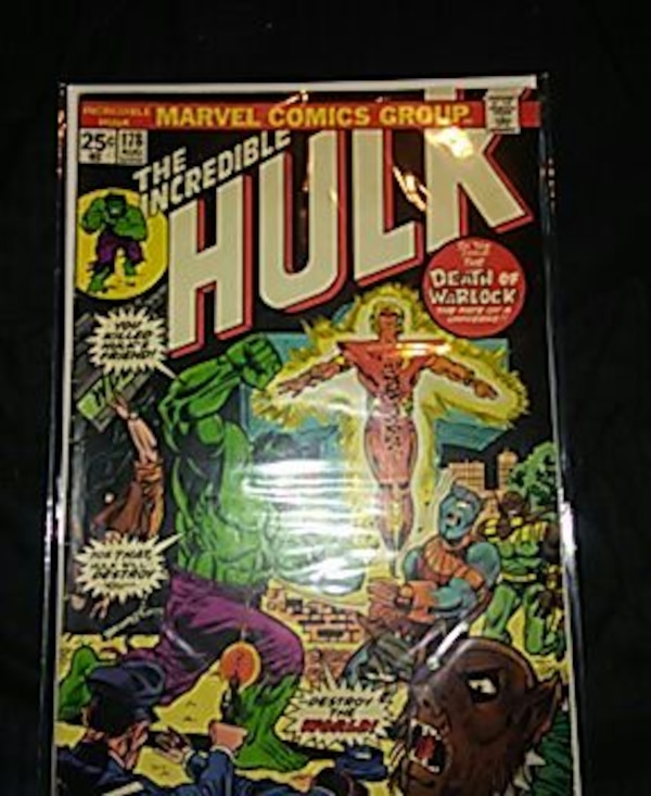 Used The INCREDIBLE HULK #178 For Sale In New York
