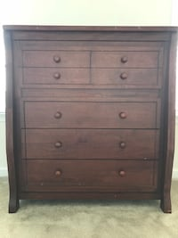 Dark Brown Dresser