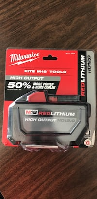 black and red Craftsman battery charger Edmonton, T6B 2T6