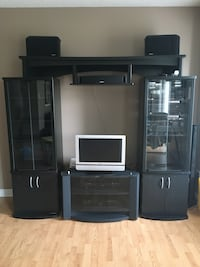 Tv, speakers, and stereo not included  Brampton, L6Z 1E1