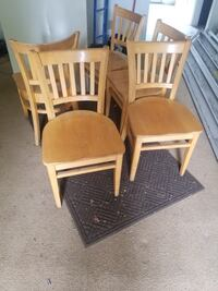 Dining Chairs Chesapeake