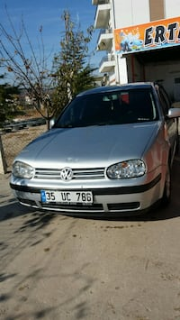 2001 Volkswagen Golf 4