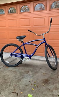 Beach Cruiser Bike